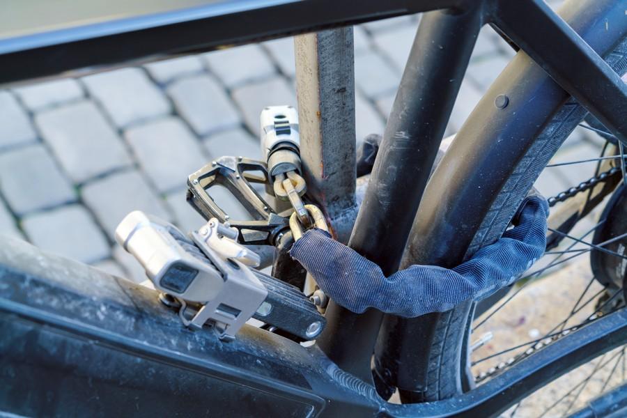 Migliore Catena antifurto per bici