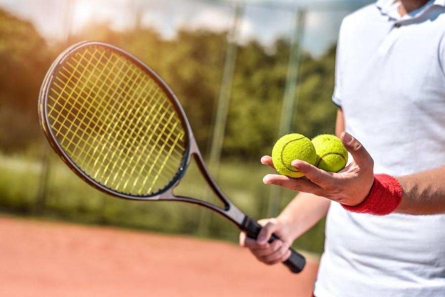 Antivibrazione per racchetta da tennis