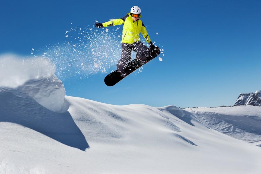 Giacca da snowboard
