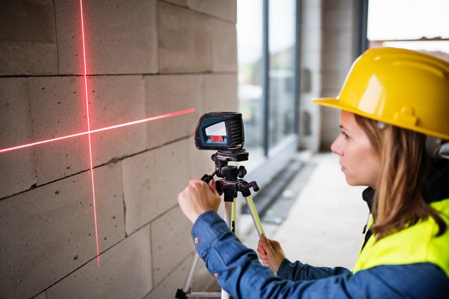 Migliore Livella laser professionale